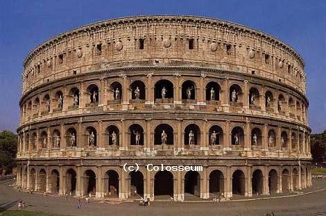 Roman colosseum was built by aliens the arm chair pontificator roman colosseum was built by aliens publicscrutiny Images