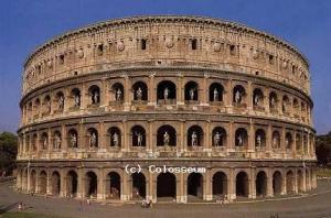 The Roman Colosseum Obviously Built By Advanced Aliens