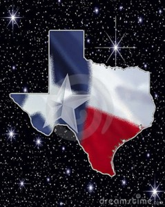 Texas In Space And Free Of Liberals At Last