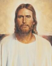 Jesus' Head Shot