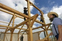 Amish Building New Ark Of The Covenant
