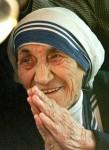 Mother Teresa Says Albert Einstein Is The Cream In Her Coffee