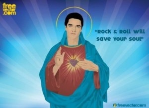 Saint Elvis
