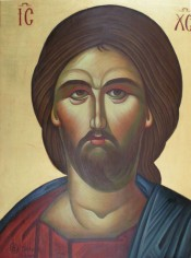 Jesus Not Looking Happy At All