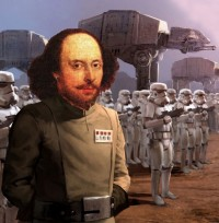 Shakespeare As Grand Moff Tarkin