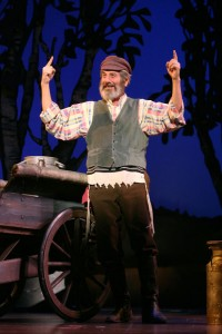 "Tevye Says, ""Up Yours!"" To Conspiracy Theorists"
