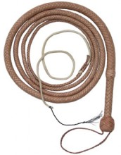 Young Bride-Beater Bullwhip