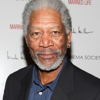 Morgan Freeman Is Ponitius Pilate