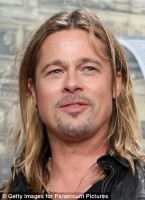 Brad Pitt As Judas Iscariot