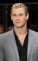 Chris Hemsworth As Peter,aka, The Rock
