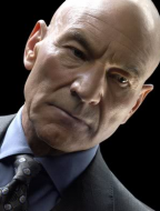 Patrick Stewart As The Voice Of God