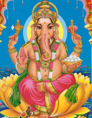 Ganesh: A Totally Made Up Deity