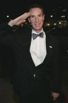 Bill Nye gives A Big Salute To Science