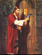 Jesus: The Door to Door Killer Of Polytheism