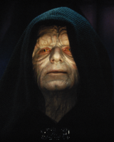 A.K.A, Darth Sidious