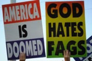 What God Hates, We Hate