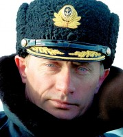 Putin Models His Look On Daniel Craig