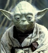 Jedi Master & Movie Critic, Yoda