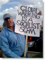 I'm Protesting Though I Don't Know A Damn Thing About Global Warming Or Socialism