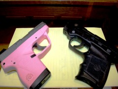 His & Her Easy To Conceal Handguns