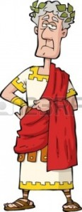 "Pontious Pilate: ""Tell Me I Look Great In This Pic Or I'll Nail Your Ass To A Cross."""