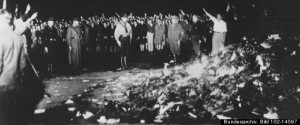 Christian Militants Say, Be Like A Nazi: Burn A Book