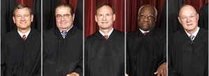 The Supreme Court Mother Fuckers Who Recently Bonded Religion To The State Permanently