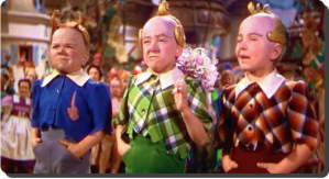 Lollipop Guild Members Moments Before Their Execution