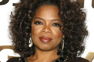 Soon To Be Anti-Christ Publicist, Oprah
