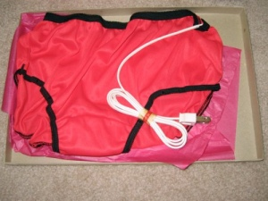 Battery/AC Powered Panties