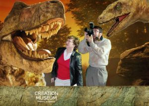 The Creation Museum: Where Insanity Is A Religion