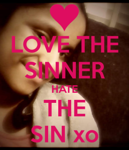 lovesinhate sinner