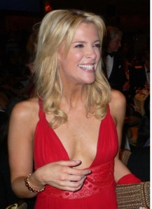 Megyn Kelly Is Bond Girl Carrie Mysack