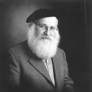 The Rabbi Santa Clausenberg