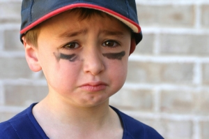 8 Year Old Boy Cries To Learn He's Only 7