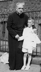 Cardinal Bob Onboicock With An 8 Year Old Boy He Raped Many Times