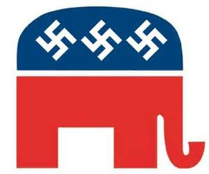 Sieg Heil! The Republican Party!