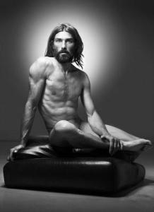 Jesus, Naked