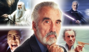 R.I.P. Christopher Lee