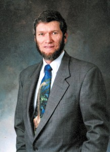 Ken Ham Shows His Amazing Intelligence By Sporting This Abraham Lincoln-esque Beard