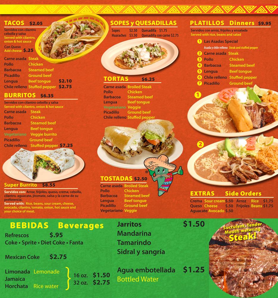 Mexican Food Near