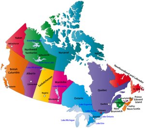 89% Of Americans Believe Canada Is Located In South America