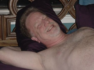 Gay Genitalia Specialist, Jack M'Cockov, Relaxing Before Inspecting The Anuses And Privy Parts Of Grace Church Of Seattle Members.