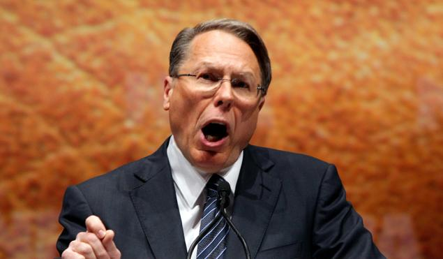 Wayne lapierre is an asshole