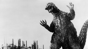 """Look, I promise, I'm simply going to tiptoe, quietly, right through Tokyo, and you'll never known I was ever hear. OK?"" Godzilla to the Japanese people, circa 1954"