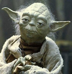 Pulled over, I was.  Speeding, I was.  Told me this, the police did.  Angry this made me.  In a hurry, I was.  Waiting for me, my date was.  Jedi mind trick I used.  Let me off with simply a warning, the policeman did.  On time, I was, for my date.  Sometimes, good to be a Jedi, it is.