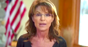 """The Only Way To End PTSD Is With More War,"" Says Sarah Palin"
