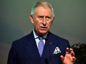 Prince Charles Does The Darth Vader Choke Whilst Declaring War On America