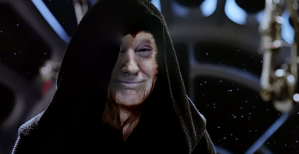 Donald Trump As Darth Narcissist