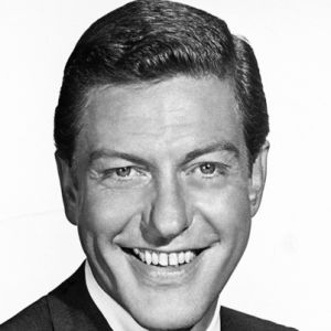 "90 year old TV icon Dick Van Dyke is so beloved by the fans of his 1960's television show, ""The Dick Van Dyke Show"", that thousands of them send him Christmas cards every year which read, ""Merry Christmas, Dick. We friggin' love you!"""